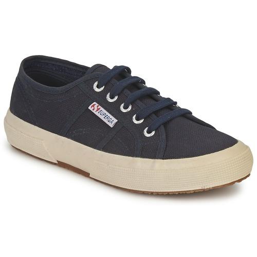 Chaussures Baskets basses Superga 2750 CLASSIC Marine
