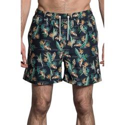Vêtements Homme Maillots / Shorts de bain Deeluxe Maillot CARTEN Navy