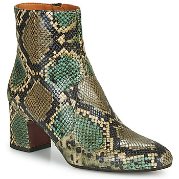 Chaussures Femme Bottines Chie Mihara NERINA Reptile