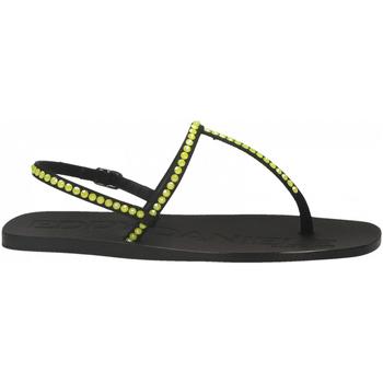 Chaussures Femme Sandales et Nu-pieds Eddy Daniele ROMINA RASO nero-giallo
