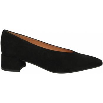 Chaussures Femme Escarpins Il Borgo Firenze SUEDE nero