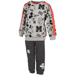 Vêtements Enfant Ensembles de survêtement adidas Originals Dy mm anc jog bb Gris anthracite chiné