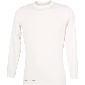 Vêtements Homme T-shirts manches longues Uhlsport Distinction baselayer blc Blanc