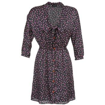 Vêtements Femme Robes courtes Kookaï IXIMALE Noir / Violet