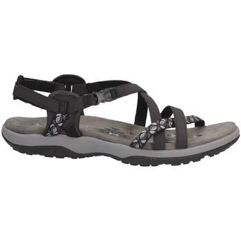 Chaussures Femme Sandales et Nu-pieds Skechers 40955/BLK NOIR
