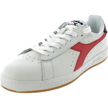 Chaussures Homme Baskets basses Diadora GAME L LOW BIANCHE Blanc