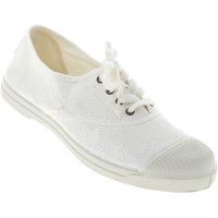 Chaussures Femme Baskets basses Natural World Ingles bordado blc canvas l Blanc