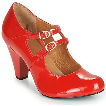 Chaussures Femme Escarpins Cristofoli MASTIS Rouge vernis