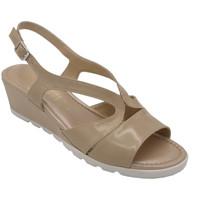 Chaussures Femme Sandales et Nu-pieds Angela Calzature AICE1932bg beige