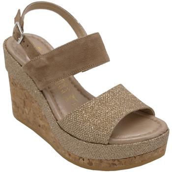 Chaussures Femme Sandales et Nu-pieds Angela Calzature AICE1992bg beige