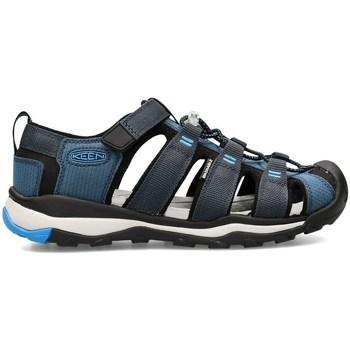 Chaussures Garçon Sandales et Nu-pieds Keen Newport Neo H2 Bleu marine, Graphite