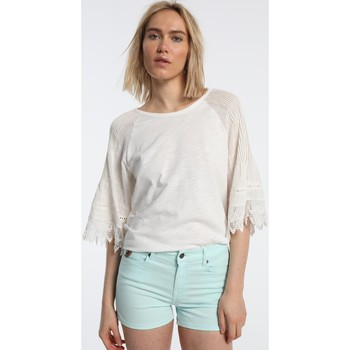 Vêtements Femme Shorts / Bermudas Lois Coty Short Master 572 bleu anis 206532506 Bleu