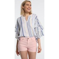 Vêtements Femme Shorts / Bermudas Lois Coty Short Master 531 Rose 206532506 Rose