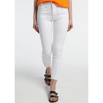 Vêtements Femme Jeans slim Lois Jean  Blanc Slim 206992041/501 Blanc