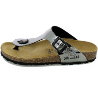 Chaussures Femme Tongs Gold Star 1830PG.28_36 Gris