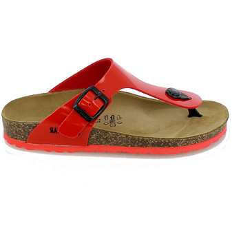 Chaussures Femme Tongs Gold Star 1830V.11_36 Rouge