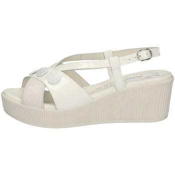 Chaussures Femme Sandales et Nu-pieds Susimoda 2946/31 BLANC