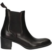 Chaussures Femme Low boots Campanile CC932 NOIR