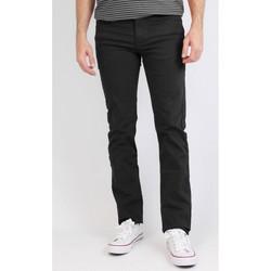 Vêtements Homme Jeans slim Kebello Jean 5 Poches H Noir Noir
