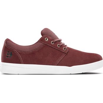 Chaussures Chaussures de Skate Etnies SCORE BURGUNDY WHITE