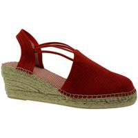 Chaussures Femme Espadrilles Toni Pons TOPTANIACRverm rosso