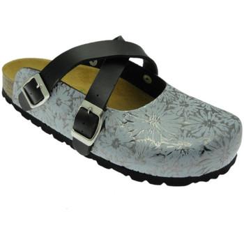 Chaussures Femme Sabots Riposella RIP29204fuc grigio