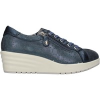Chaussures Femme Baskets basses Enval - Sneaker blu 5264300 BLU