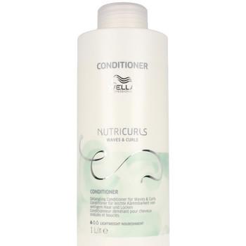 Beauté Soins & Après-shampooing Wella Nutricurls Conditioner  1000 ml