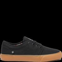 Chaussures Homme Chaussures de Skate Element DARWIN black gum Noir
