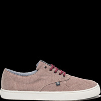 Chaussures Homme Chaussures de Skate Element TOPAZ C3 napa chambray Rouge
