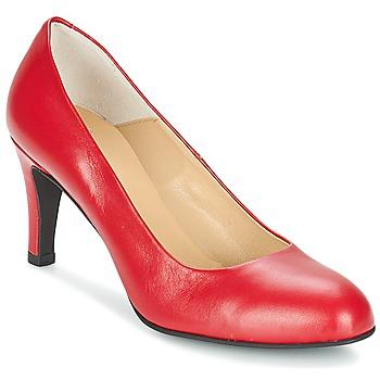 Chaussures Femme Escarpins Perlato JULIANO Rouge