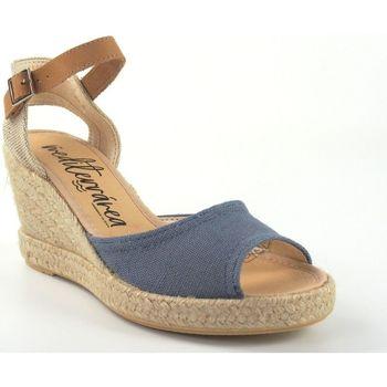 Calzamur Femme Sandales   267 Bleu