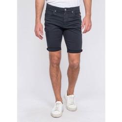 Vêtements Homme Shorts / Bermudas Ritchie Bermuda BLOCHELLI Bleu marine