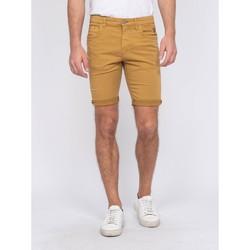Vêtements Homme Shorts / Bermudas Ritchie Bermuda BLOCHELLI Jaune moutarde
