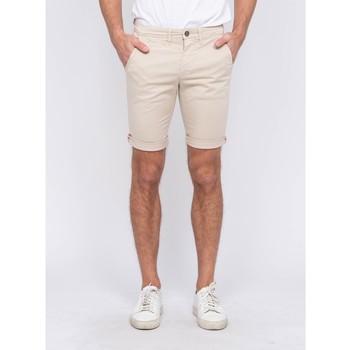 Vêtements Homme Shorts / Bermudas Ritchie Bermuda chino BOLSTER Beige