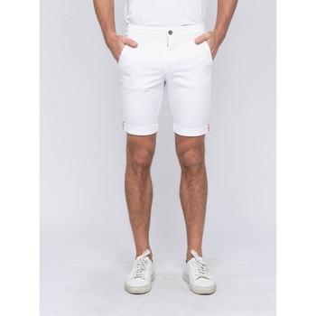Vêtements Homme Shorts / Bermudas Ritchie Bermuda chino BOLSTER Blanc