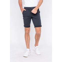 Vêtements Homme Shorts / Bermudas Ritchie Bermuda chino BOLSTER Bleu marine