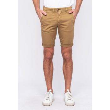 Vêtements Homme Shorts / Bermudas Ritchie Bermuda chino BOLSTER Marron
