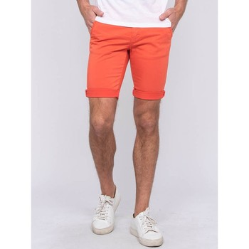 Vêtements Homme Shorts / Bermudas Ritchie Bermuda chino BOLSTER Corail