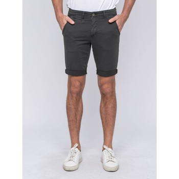 Vêtements Homme Shorts / Bermudas Ritchie Bermuda chino BOLSTER Gris foncé