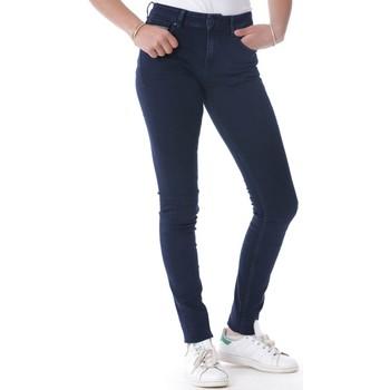 Vêtements Femme Jeans slim Shilton Jean's Femme Overdye Denim
