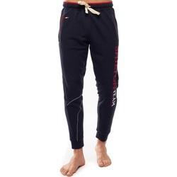 Vêtements Homme Pantalons de survêtement Shilton Jogging Team Bleu marine