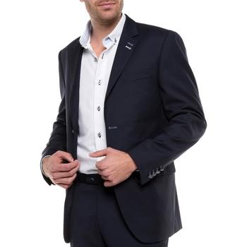 Vêtements Homme Vestes / Blazers Shilton Blazer City Bleu marine