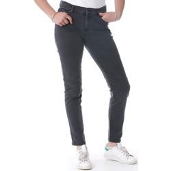 Vêtements Femme Jeans slim Shilton Jean's Femme Black Used Noir