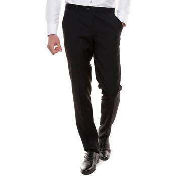 Vêtements Homme Pantalons de costume Shilton Pantalon costume city Noir