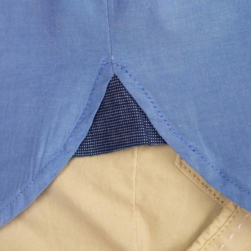 Shilton Chemise Rugby Rules Bleu ciel 18051929 Chemises Homme