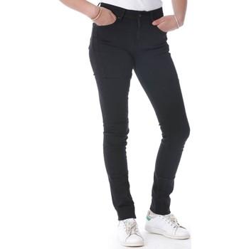 Vêtements Femme Jeans slim Shilton Jean's Femme Black Noir
