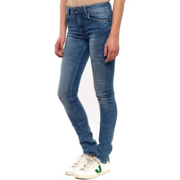 Vêtements Femme Jeans slim Shilton Jean Femme heavy wash Denim