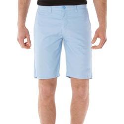Vêtements Homme Shorts / Bermudas Shilton Bermuda triangle Bleu ciel