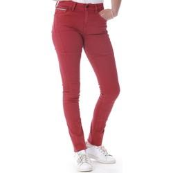 Vêtements Femme Jeans slim Shilton Jean's Femme Icon Red Rouge